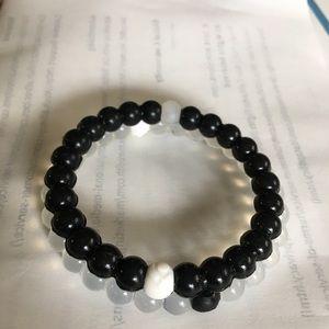 Jewelry - Beaded silicone friendship bracelet in Small-X LG